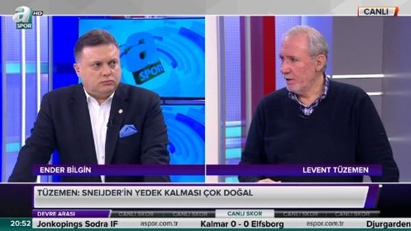 Levent Tüzemen: 'Galatasaray final paslarında etkili değil'