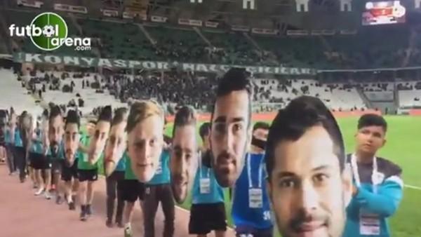 Sivasspor maçı öncesi Konyaspor'a yapılan sürpriz