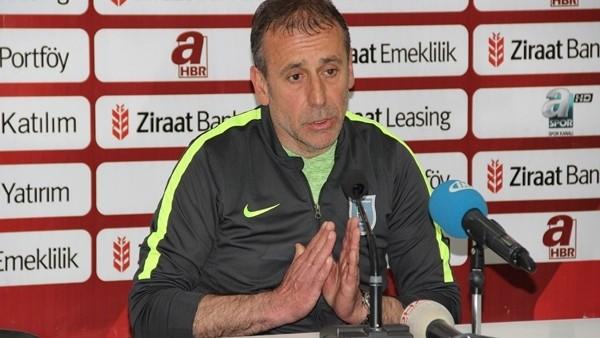 Abdullah Avcı: 'Maçı daha erken koparmamız gerekiyordu'
