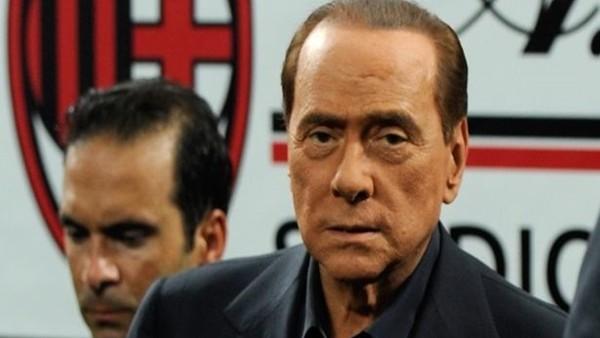 Milan'dan Berlusconi'ye özel video klip