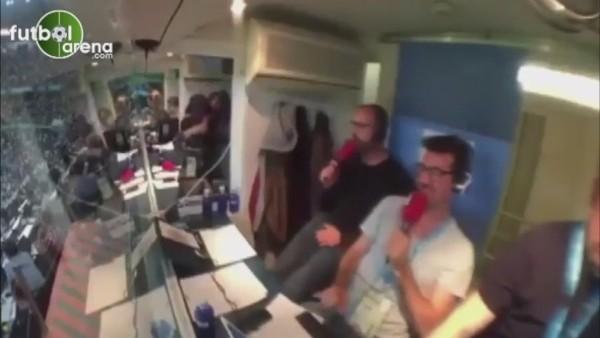 Neymar ve spikerler çıldırdı