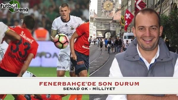 Fenerbahçe'de Başakşehir maçı öncesi son durum