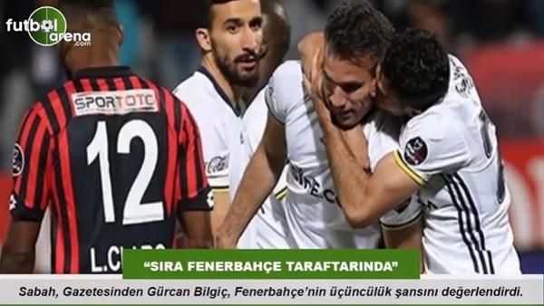 """Gürcan Bilgiç: """"Sıra Fenerbahçe taraftarında"""""""