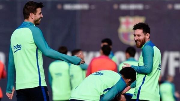 Messi'nin kimseye acıması yok!
