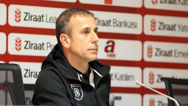 """Abdullah Avcı: """"Harika sezonu kupayla taçlandırmak istiyoruz"""""""