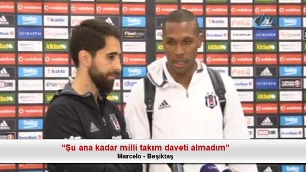 """Marcelo: """"Şu ana kadar milli takım daveti almadım"""""""