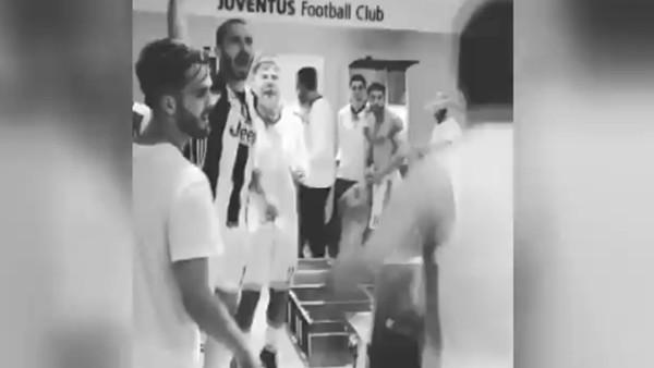 Juventus'un final coşkusu!