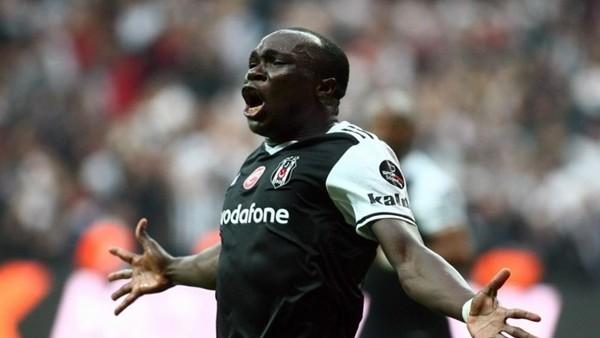 Beşiktaş - Kasımpaşa maçından kareler