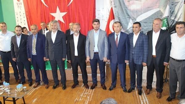 Denizlispor'un 42. Başkanı Mustafa Üstek oldu