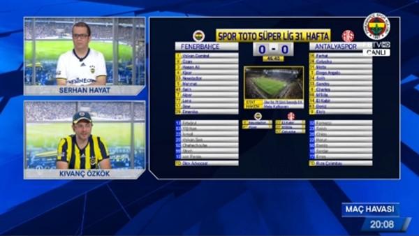 Deniz Kadah'ın golünde FB TV!