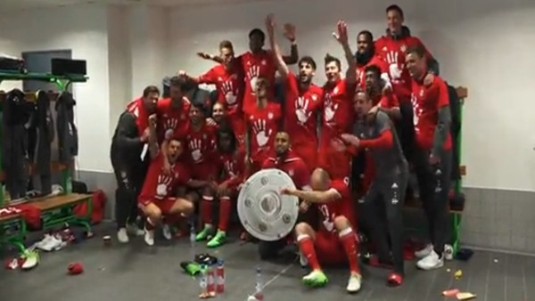 Bayern Münih'in şampiyonluk öyküsü