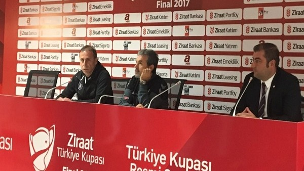 """Aykut Kocaman: """"Konya şehri kupayı çok istiyor"""""""