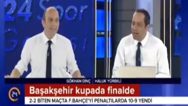 Gökhan Dinç: 'Fenerbahçe'nin elenmesi iyi oldu'