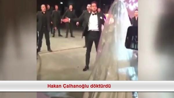 Hakan Çalhanoğlu döktürdü