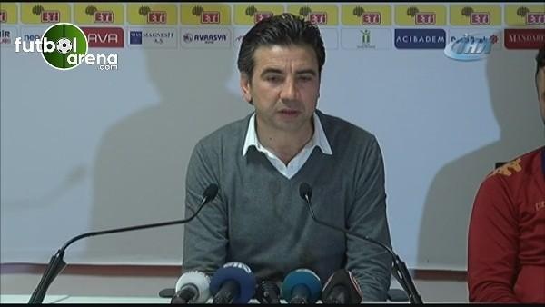 """Osman Özköylü: """"Oyuncularıma 'keyfini çıkarın' dedim, ama onlar yanlış anladılar herhalde."""""""