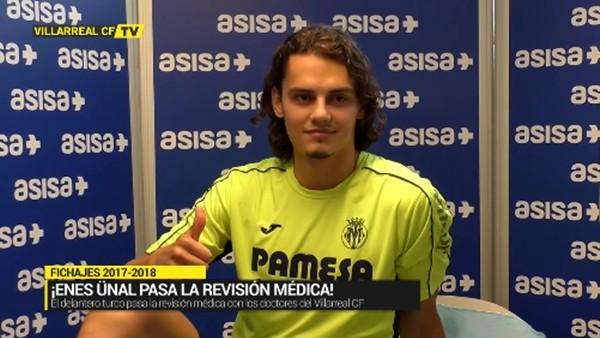 Enes Ünal, Villarreal'e transfer oldu!
