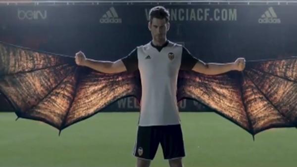 Valencia'nın yeni sezon forma tanıtım filmi