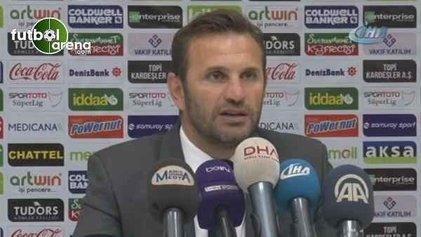 Okan Buruk: ''Daha fazla gol atabilirdik''