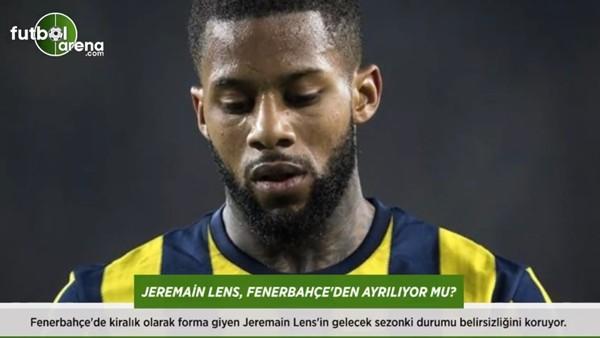 Lens, Fenerbahçe'den ayrılıyor mu?