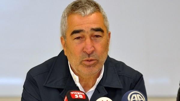 Samet Aybaba: 'Önümüzdeki maçı da kazanıp büyük hedefe ulaşmak istiyoruz'