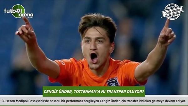 Cengiz Ünder, Tottenham'a mı transfer oluyor?