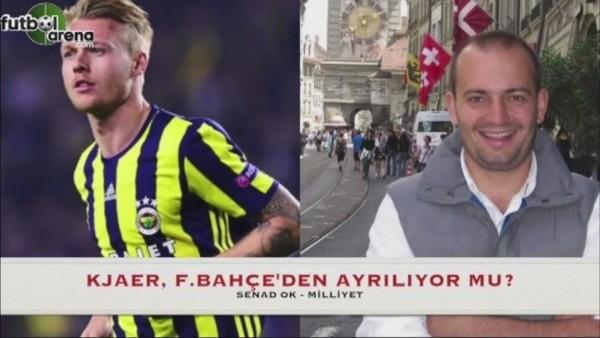 Simon Kjaer, Fenerbahçe'den ayrılıyor mu?