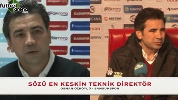 Türkiye'nin sözü en keskin teknik direktörü