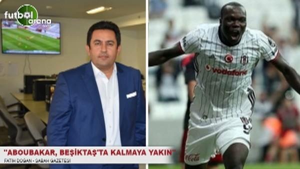 Beşiktaş'ın Aboubakar transferinde son durum