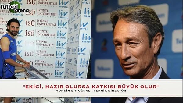 """""""Mehmet Ekici büyük bir futbolcu"""""""