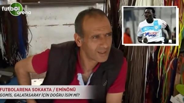 Gomis, Galatasaray için doğru isim mi?