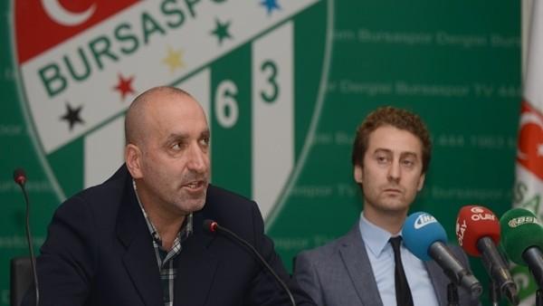 Bursaspor, Şemsettin Baş ile sözleşme uzattı