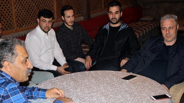 Kayserispor'un yeni Teknik Direktörü Sumudica tesislere geldi