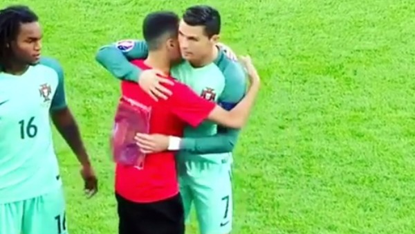 Cristiano Ronaldo olmak!