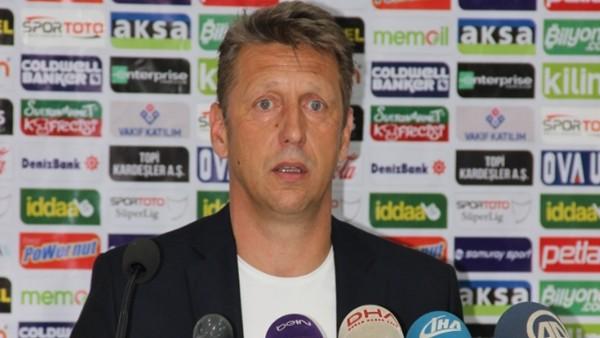 """Zoran Barisic: """"İyi işler başardığımızı düşünüyorum"""""""