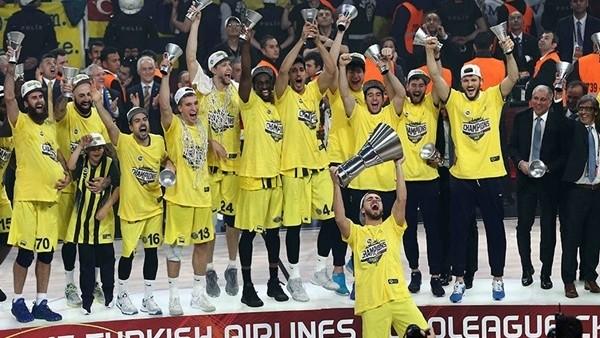 """Fenerbahçe'den """"Avrupa Şampiyonu"""" belgeseli"""