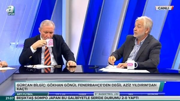 """Gürcan Bilgiç: """"Fikret Orman gittikçe Aziz Yıldırım'a benzemeye başladı"""""""