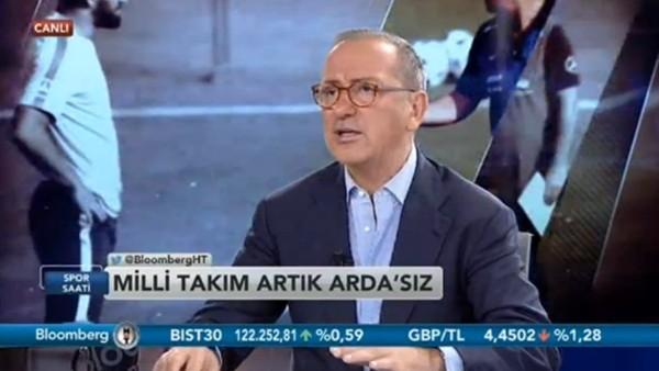 "Fatih Altaylı: ""Bu işte 'şeytanlık' var"""