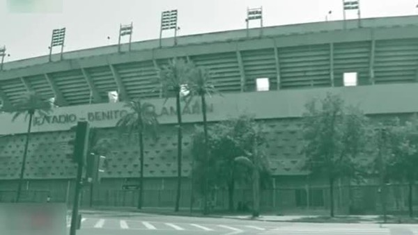 Real Betis yeni stadyum projesini böyle duyurdu!