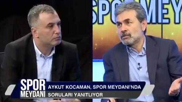 """Aykut Kocaman: """"Türkiye Futbol Direktörü'nün görev tanımını bilmiyorum"""""""