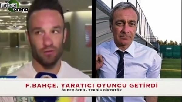 """Önder Özen: """"Fenerbahçe, orta sahaya yaratıcı oyuncu getirdi"""""""