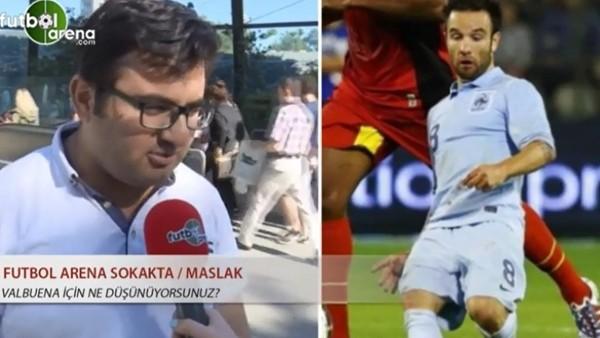 Valbuena transferi için ne düşünüyorsunuz?