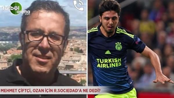 Ozan Tufan,Real Sociedad'a transfer olacak mı?