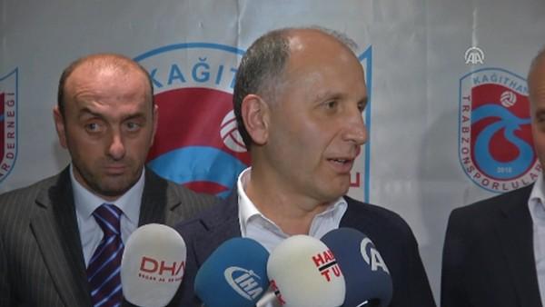 """Muharrem Usta: """"Trabzonspor'un yapacağı bir şey yok"""""""