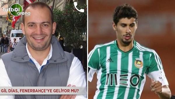 Gil Dias, Fenerbahçe'ye geliyor mu?