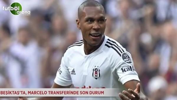Lyon'un Marcelo için Beşiktaş'a yaptığı teklif