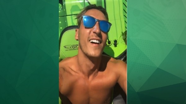 Mesut Özil ve Acun Ilıcalı'nın tekne keyfi