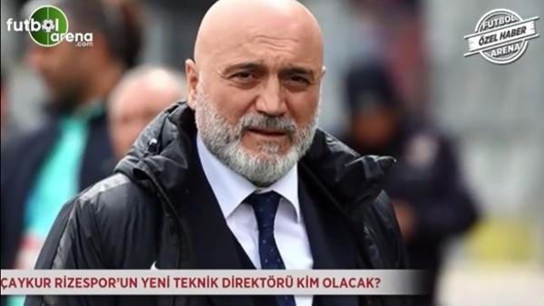 Rizespor'un yeni teknik direktörü kim olacak?