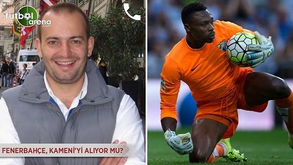 Fenerbahçe, Kameni'yi alıyor mu?