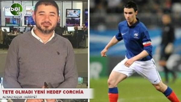 Galatasaray'dan Sebastien Corchia hamlesi