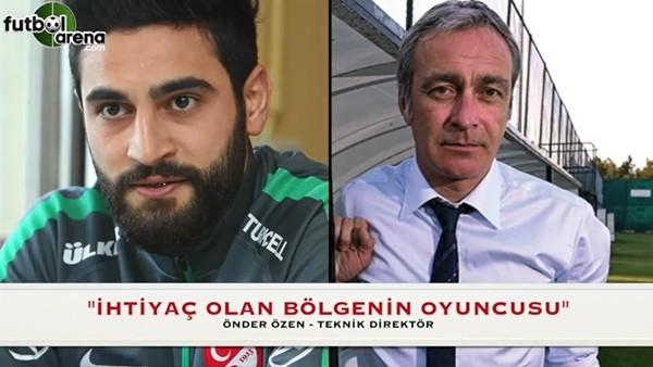 """Önder Özen: """"Fenerbahçe ihtiyaca göre aldı ama...."""""""